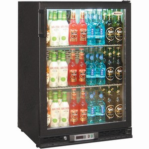 Infrico 144 Bottle Unit (Hinged Door)