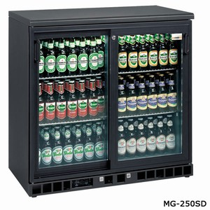 Gamko Professional Bottle Coolers (MG-250SD)