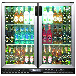 Infrico Bottle Cooler (Aluminium Framed Bottle Cooler)