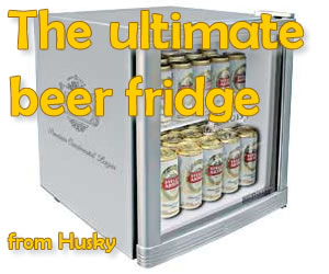 Husky Fridge